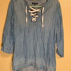 Dear John denim blouse